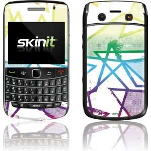 Eye Spy Stars White skin for BlackBerry Bold 9700/9780