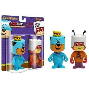 Atom Ant and Huckleberry Hound Nodnik 2 Pack Toys & Games