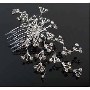Smaller Rhinestones Hair Comb for Wedding, Prom or Special Occasion