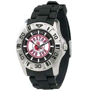 Boston Red Sox  Logo  MLB Mens MVP Sports Wrist Watch