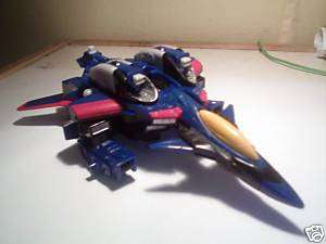 Transformers Armada Thundercracker Blue Jet Must See !!