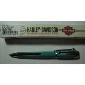 Harley Davidson Series Retro 51 Ballpoint  Blue Office