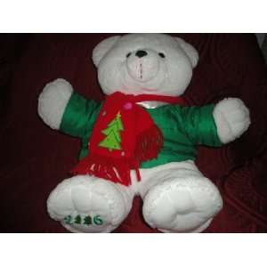Dan Dee Collectors Choice 2006 Christmas Bear (24inches): Toys