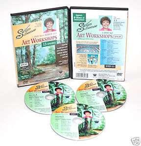 Susan Scheewe Dvd Set~Complete Tv Series