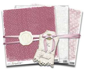 Magnolia Paper Pack YOU ARE SO SPECIAL Collection 2011
