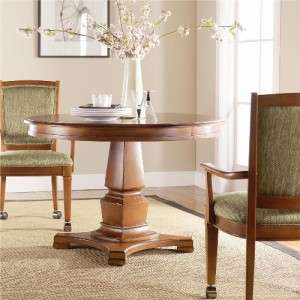Thomasville Furniture Bridges Cherry Dining Table and 4 chairs with