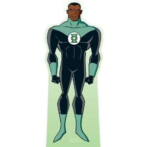 Green Lantern   Lifesize Cardboard Cutout Toys & Games