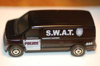 10 Matchbox SWAT Ford Panel Van   New  Nov. 5 pack