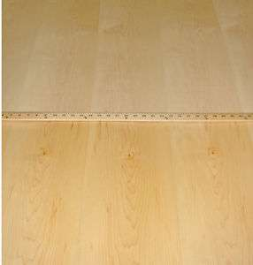 Maple wood veneer 24x 96 with peel n stick adhesive
