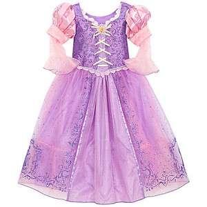 Disney NWT Rapunzel Tangled Costume Large size 10