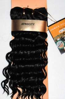 Human Hair Deep Wave Deep Water Weaving Weave Weft Pick