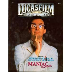 Lucasfilm Fan Club Magazine #12 (Summer 1990): Dan Madsen