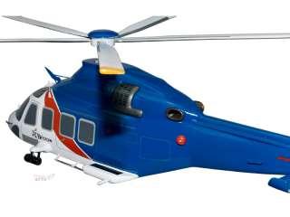 Agusta Westland AW139 Bristow Desktop Helicopter Model