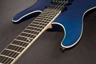 RARE Ibanez PRESTIGE SV5470F NBL Electric Guitar JAPAN Super FLAME TOP
