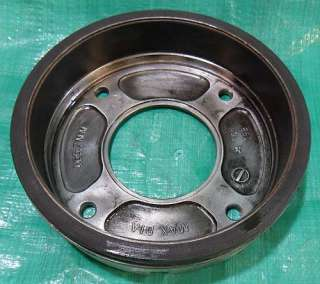 Front Brake Drum Suzuki LTF250 Quadrunner 250 King Quad