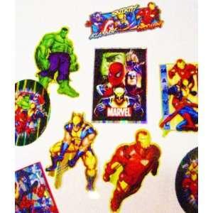 AVENGERS Marvel Superheros Large Vending Stickers 300