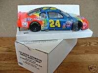 Jeff Gordon NASCAR Dupont #24 125 promotional model LE