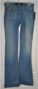 NWT Authentic ROCK & REPUBLIC Roth Studs Boot Jeans