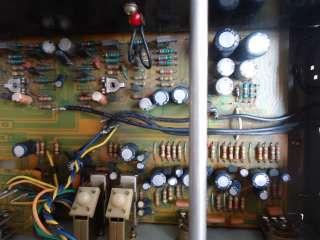 Kenwood KA 6100 stereo integrated amplifier trio japanese