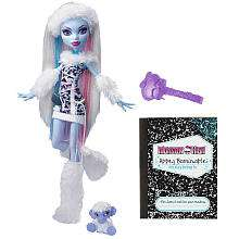 Monster High Doll   Abbey Bominable   Mattel   Toys R Us