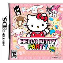 Hello Kitty Party for Nintendo DS   Majesco