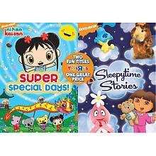 Special & Nick Jr. Sleepytime 2 Disc DVD Nickelodeon Toys R Us