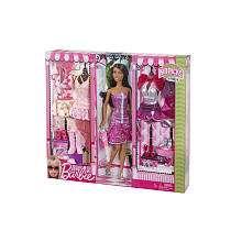 Barbie KidPicks Nikki Fashion Doll Gift Set   Mattel