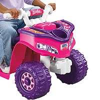 Lil Trail Rider ATV Girls Sport Quad   Power Wheels   Toys R Us