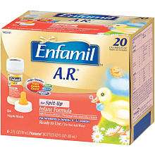 Enfamil A.R. Lipil Nursette 2 oz   6 Pack   Enfamil   Babies R Us
