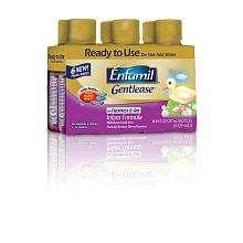 Enfamil Gentlease Ready to Feed 8oz   6 Pack   Enfamil   Babies R