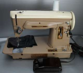 1959 Singer 404 Sewing Machine Heavy Duty Industrial Strength Leather