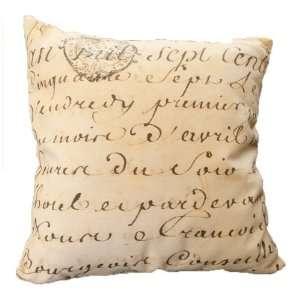 French Script: Home & Kitchen