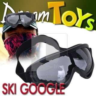Snowmobile Motorcycle Off Road Ski Goggle Glasses Eyewear Lens