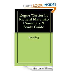 Rogue Warrior by Richard Marcinko l Summary & Study Guide BookRags