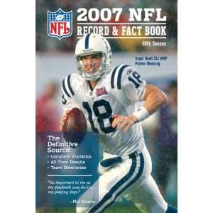2007 NFL Record & Fact Book (Official National Football League Record