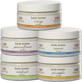 Pure Fiji Body Butter 8 oz FULL Size Brand New Sealed