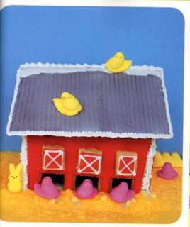 PEEPS Cookbook for Kids Desserts Easter Paperback NEW Halloween