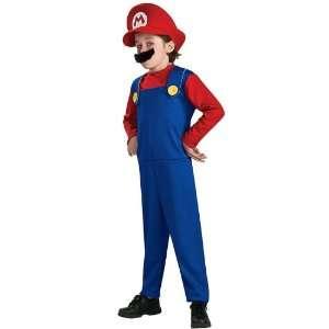 Toddler Super Mario Costume Toys & Games