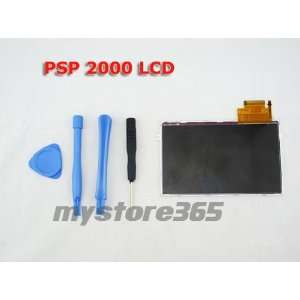 Replaced LCD Display Screen for PSP 2000, 2001 Office