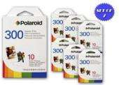 Pack Of Polaroid PIF 300 Instant Film for 300 Series Cameras