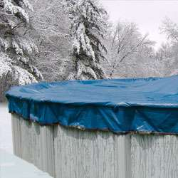 30 Round Super Glacier Swimming Pool Winter Cover 16 YR