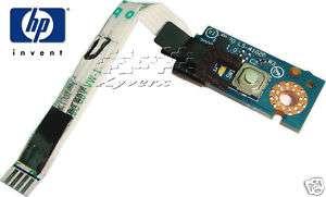 486853 001 NEW GENUINE HP POWER BUTTON BOARD DV4 SERIES