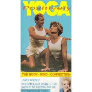 Positively Yoga [VHS]: James Gagner: Movies & TV