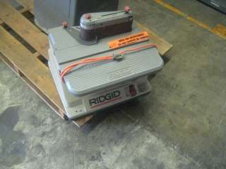Ridgid Sander Model EB44240 |