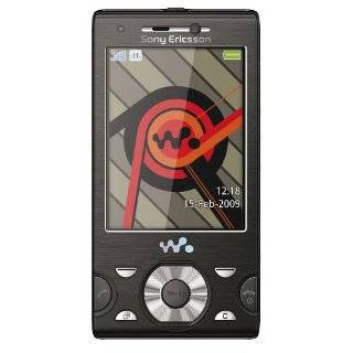 Sony Ericsson W705a Walkman Unlocked Phone with 3G, 3.2 MP