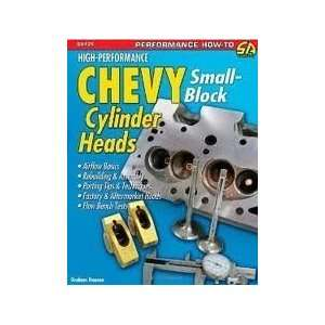 Chevy Small Block Cylinder Heads Publisher S A Design  N/A  Books
