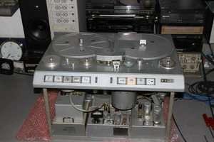 ) Vintage Studer C37 reel to reel tape recorder GWO   Warranty