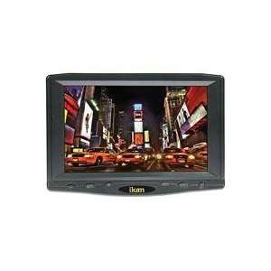 Ikan VH7 C 7 inch HDMI Monitor with Canon Battery Plate