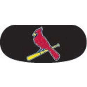 St. Louis Cardinals MLB Eyeblack Strips (6 Each) Sports