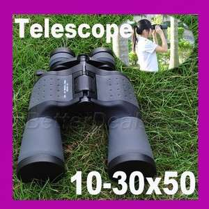 High Power Sport Binoculars Telescopes Super 10 30X50mm